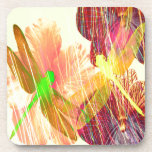 Orchids Orchids Dragonflies Coasters