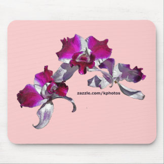 Orchids Pink - Kuyper Mouse Pads