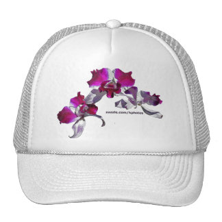Orchids Pink - Kuyper Trucker Hat