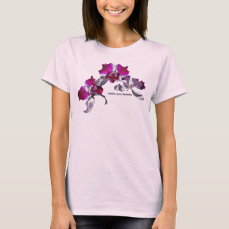 Orchids Pink T-Shirt