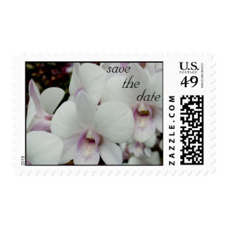 orchids postage