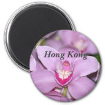 Orchids Refrigerator Magnets