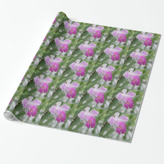 Orchids Wrapping Paper