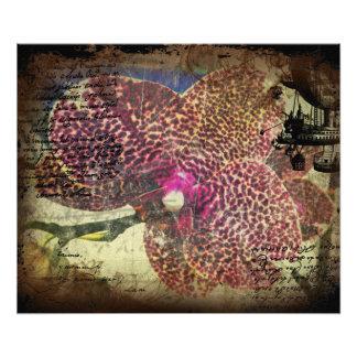 OrchidVALENTINE Print Photo Art