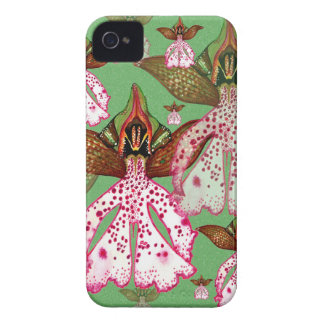 Orchis purpurea iPhone 4 case