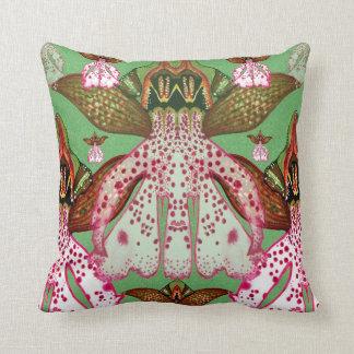 Orchis purpurea Pillow