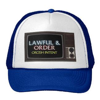 Orcish Intent Trucker Hat