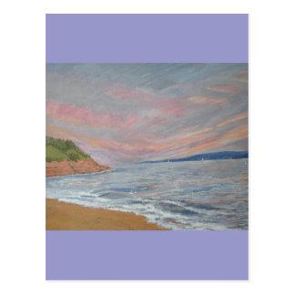 Orcombe Point Exmouth Devon UK Postcard