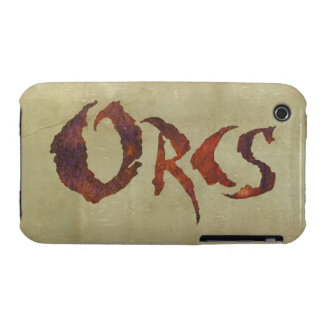 Orcs iPhone 3 Protectores