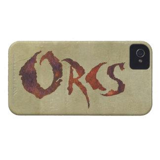 Orcs iPhone 4 Case