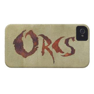 Orcs iPhone 4 Case-Mate Case