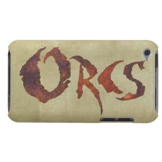 Orcs iPod Touch Cover