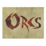 Orcs Postal