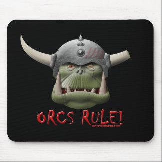 Orcs Rule! Mouse Pad