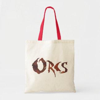 Orcs Tote Bag