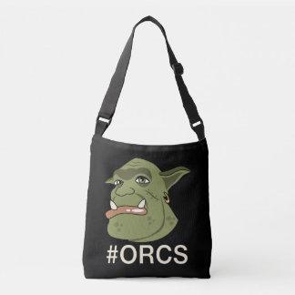 Orcs Totes Nerd Bag