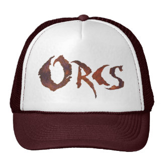 Orcs Trucker Hat