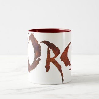 Orcs Two-Tone Coffee Mug