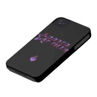 Orden de HotterThanHell de la casamata de la inmun iPhone 4 Case-Mate Protectores