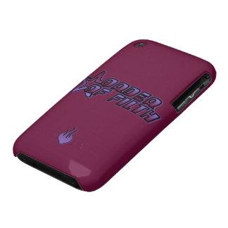 Orden de la casamata del iPhone 3G/3GS de la iPhone 3 Case-Mate Cobertura