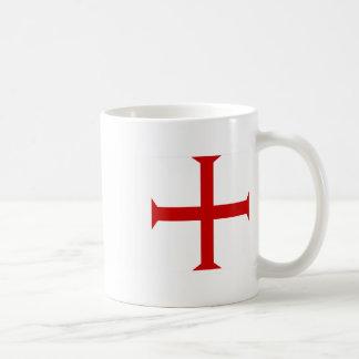 Orden de la cruz de Templar de los caballeros Tazas