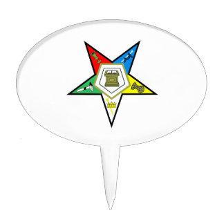 Orden de la estrella del este decoraciones de tartas