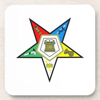 Orden de la estrella del este posavasos