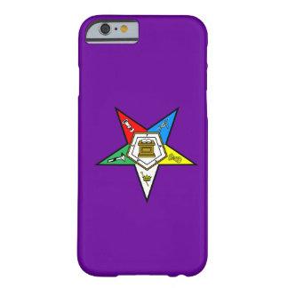 Orden de OES de la púrpura del este del caso del Funda De iPhone 6 Barely There