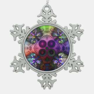 Orden en la raíz de todo el copo de nieve del Var