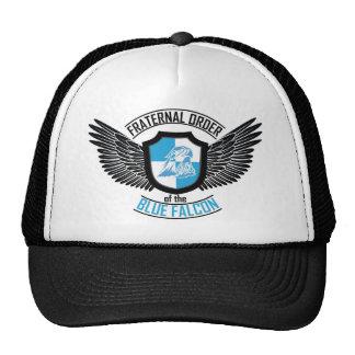 Orden fraternal del halcón azul, halcón azul gorra