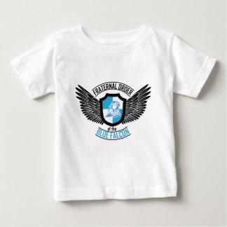 Orden fraternal del halcón azul, halcón azul playera de bebé
