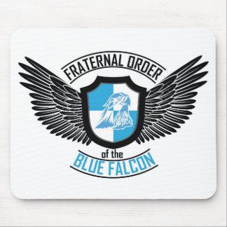 Orden fraternal del halcón azul, halcón azul mouse pads