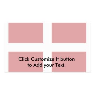 Orden militar soberana bandera de Malta, Panamá Tarjetas De Visita