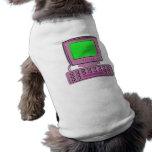 Ordenador Camisetas De Perro