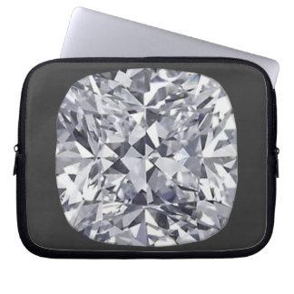 Ordenador del diamante fundas ordendadores
