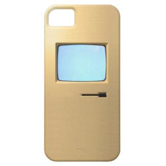 Ordenador del vintage iPhone 5 Case-Mate fundas