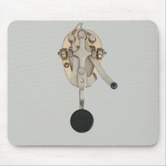 Ordenador dominante Mousepad del CW del código Alfombrilla De Ratón