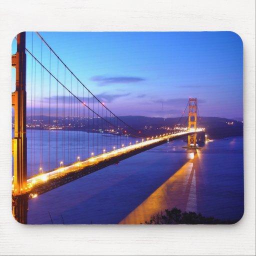 Ordenador Mousepad de puente Golden Gate