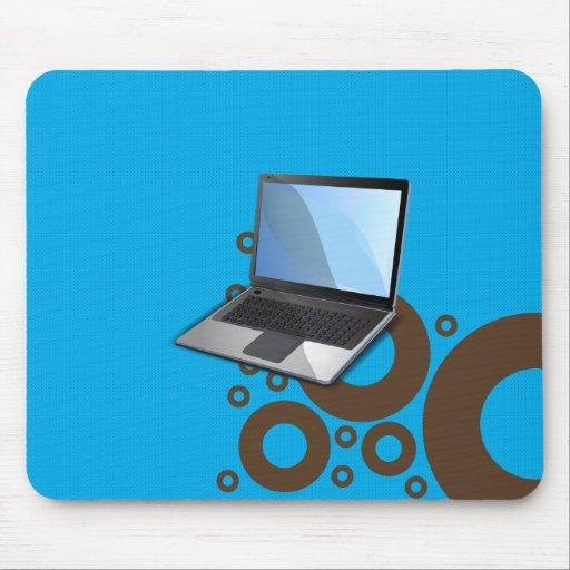 Ordenador portátil alfombrillas de raton