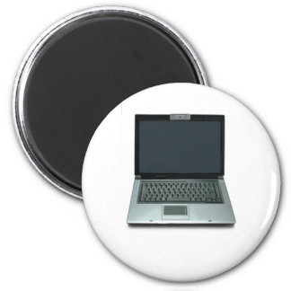 ordenador portátil de las multimedias imán redondo 5 cm