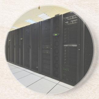 ordenadores del centro de datos posavasos personalizados