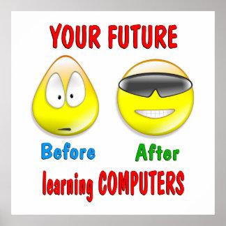 Ordenadores futuros poster