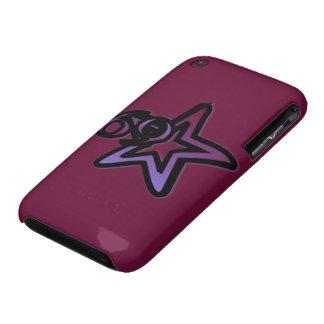 Order69 casamata del iPhone 3G/3GS Funda-púrpura iPhone 3 Funda