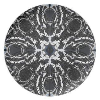 Order and Chaos Dinner Plate
