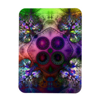 """Order at the Root of All Chaos V1 3""""x4"""" Flexi Magnet"""