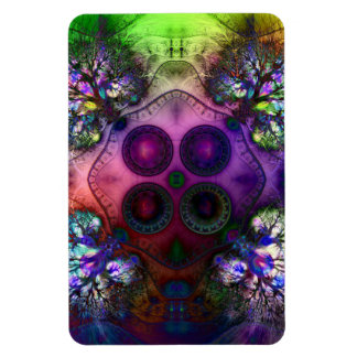 """Order at the Root of All Chaos V1 4""""x6"""" Flexi Magnet"""