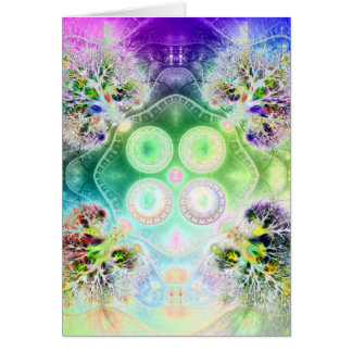 Order at the Root of All Chaos V2 Note Card