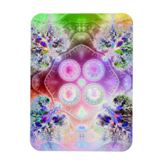 """Order at the Root of All Chaos V3 3""""x4"""" Flexi Magnet"""