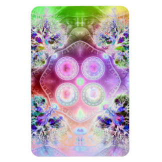 """Order at the Root of All Chaos V3 4""""x6"""" Flexi Magnet"""