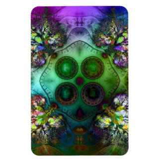 """Order at the Root of All Chaos V4 4""""x6"""" Flexi Magnet"""